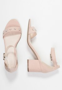 Bianco - BFBELLE - Sandals - powder - 3