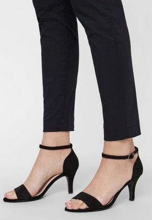 ADORE - High heeled sandals - black