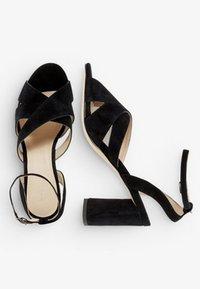 Bianco - Sandales - black - 2