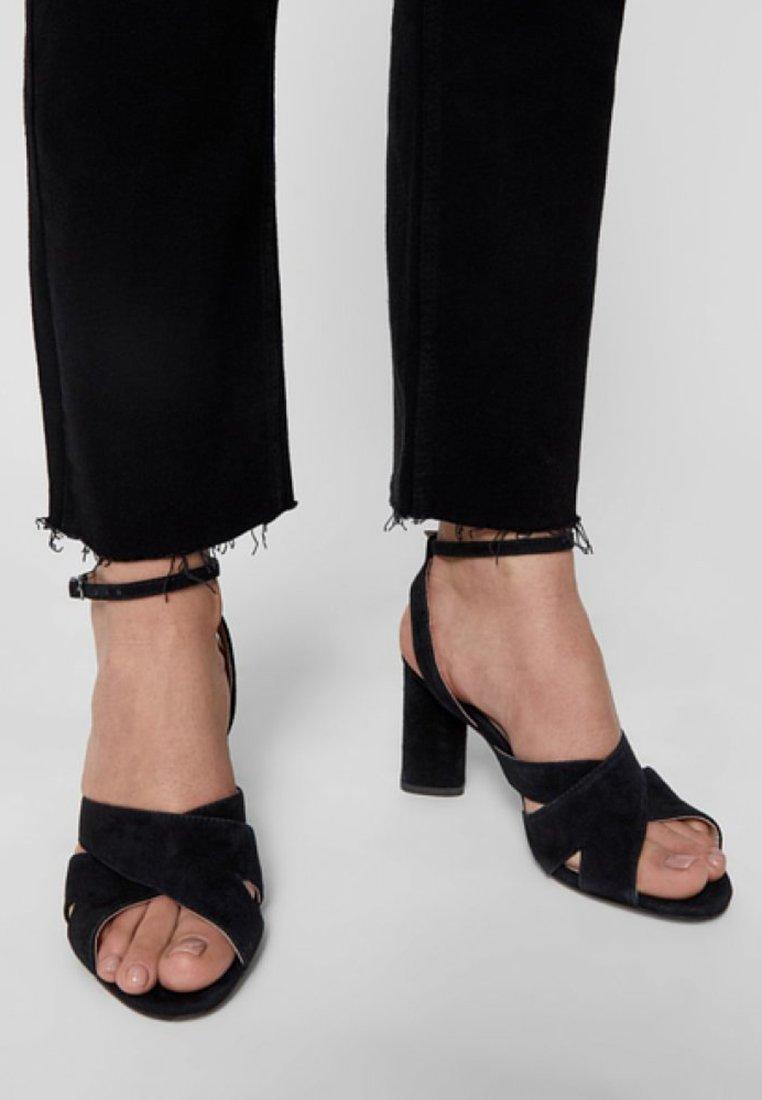Bianco - Sandales - black