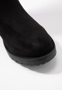 Bianco - BIACLAIRE BOOT - Stivali sopra il ginocchio - black - 2