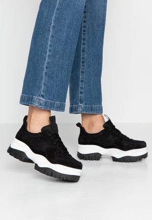 BIACOLLEEN CHUNKY - Zapatillas - black
