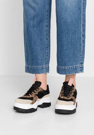 BIACOLLEEN CHUNKY - Sneakers - black