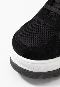 Bianco - BIACOLLEEN CHUNKY HIGHTOP - Ankle boots - black - 2