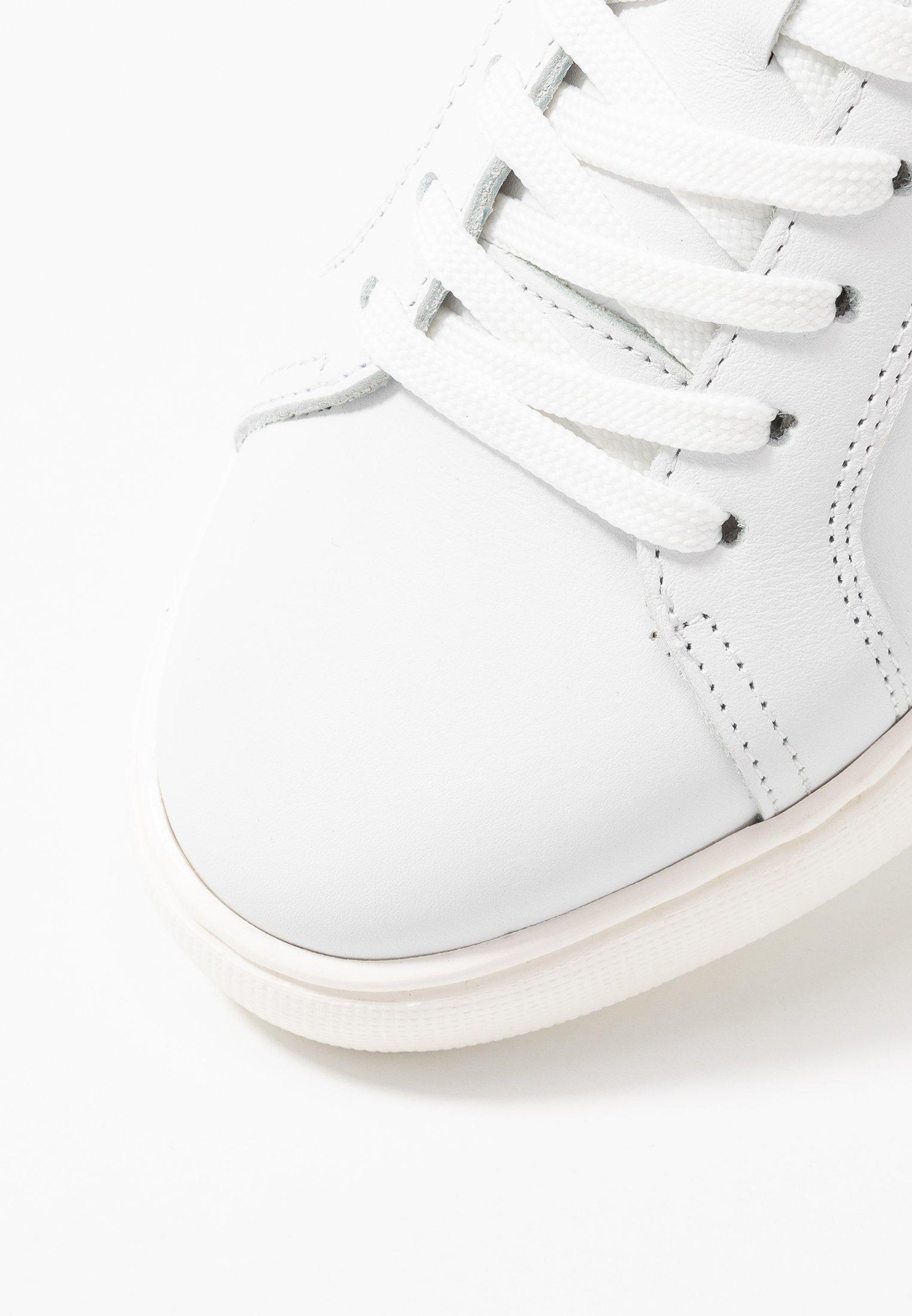 Bianco BIAKING CLEAN - Sneakersy niskie - white