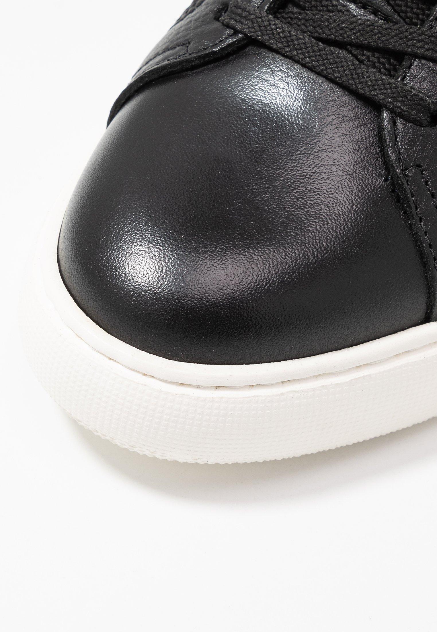 Bianco BIAKING CLEAN - Baskets basses - black