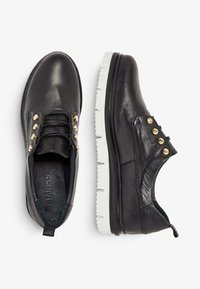 Bianco - CHUNKY - Casual lace-ups - black - 2