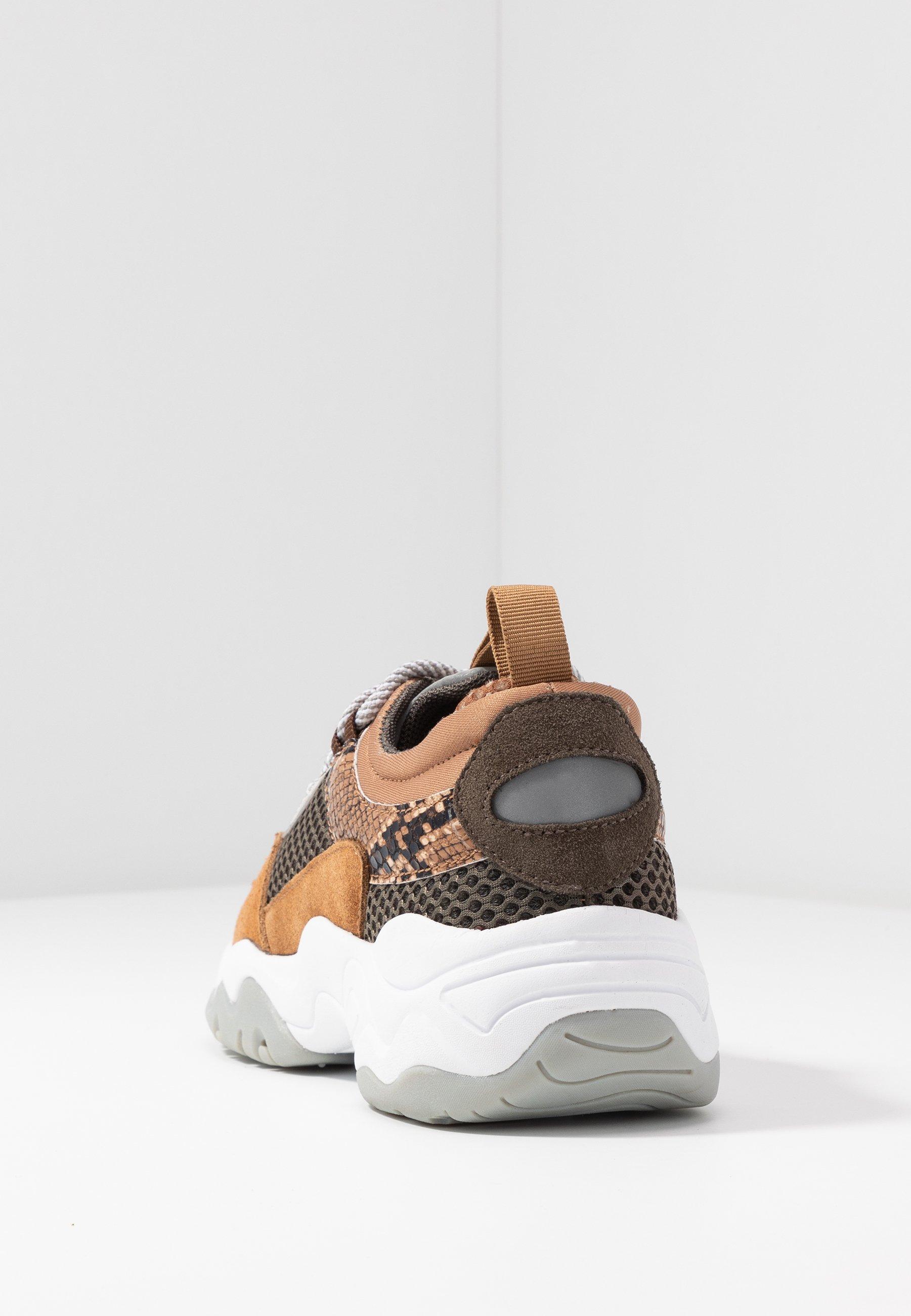 Bianco BIADACIA ASYMETRIC - Sneakersy niskie - dark grey