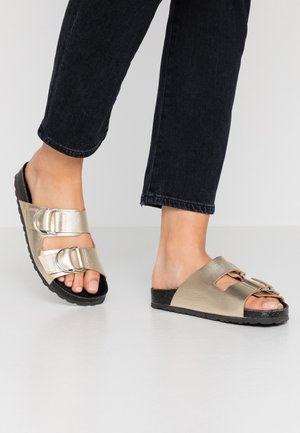 BIABETRICIA  - Slippers - gold