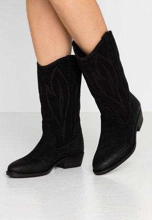 BIABEVERLY  - Cowboystøvler - black