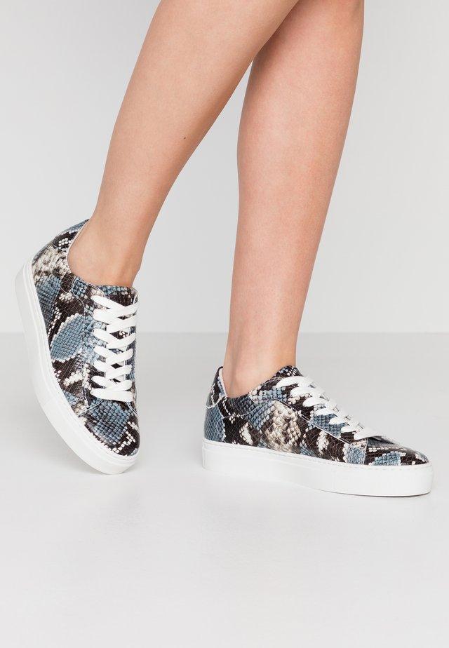 BIASERON - Sneaker low - blue
