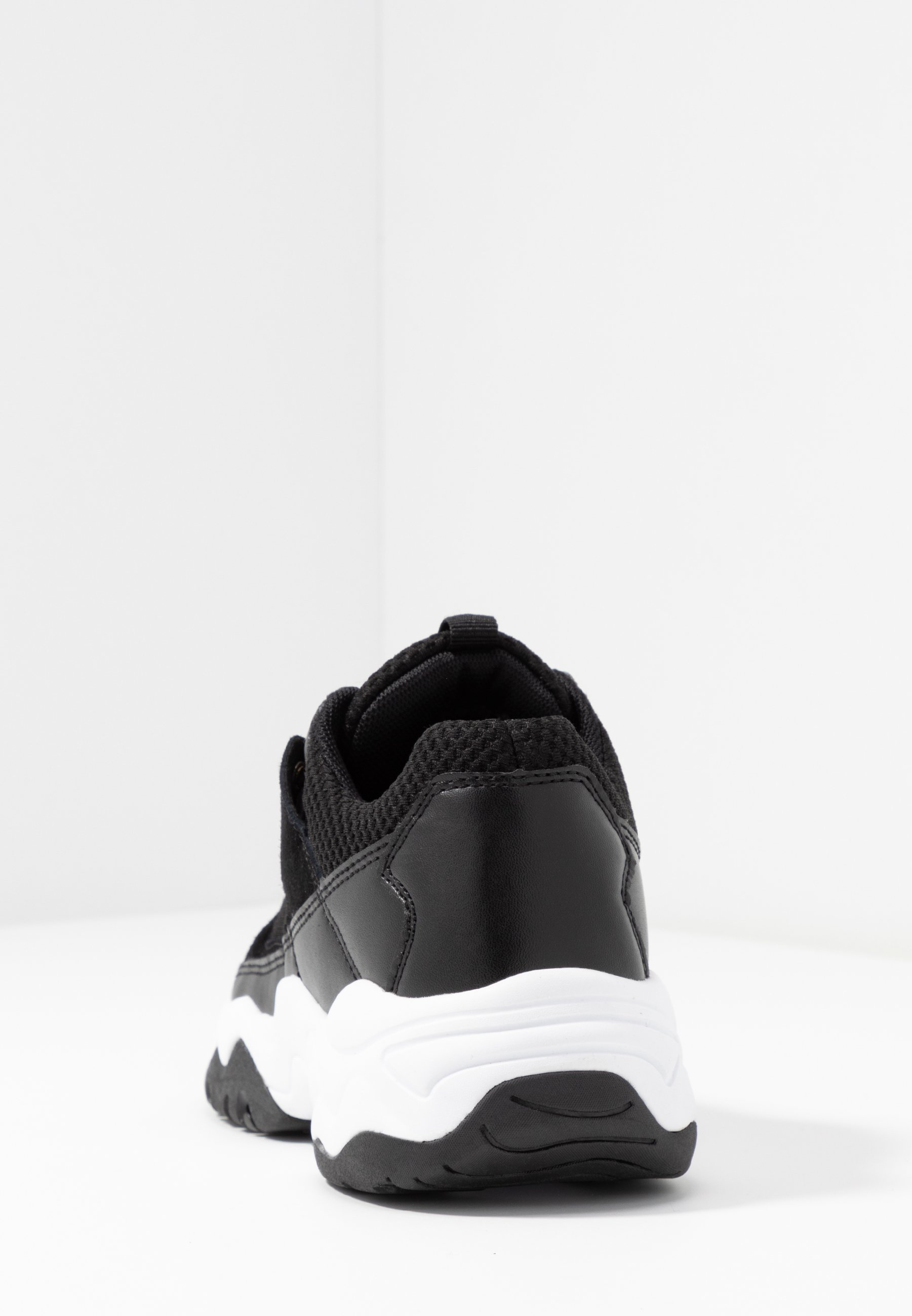 Bianco Biadacia Force - Sneakers Basse Black PJmv2