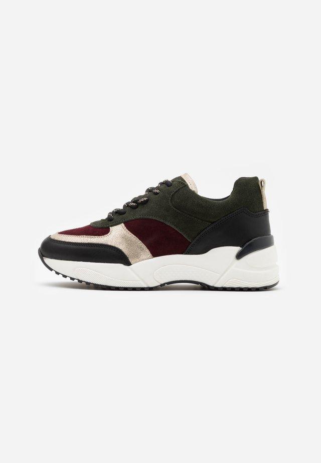 BIADAMARA  - Sneakers laag - olive