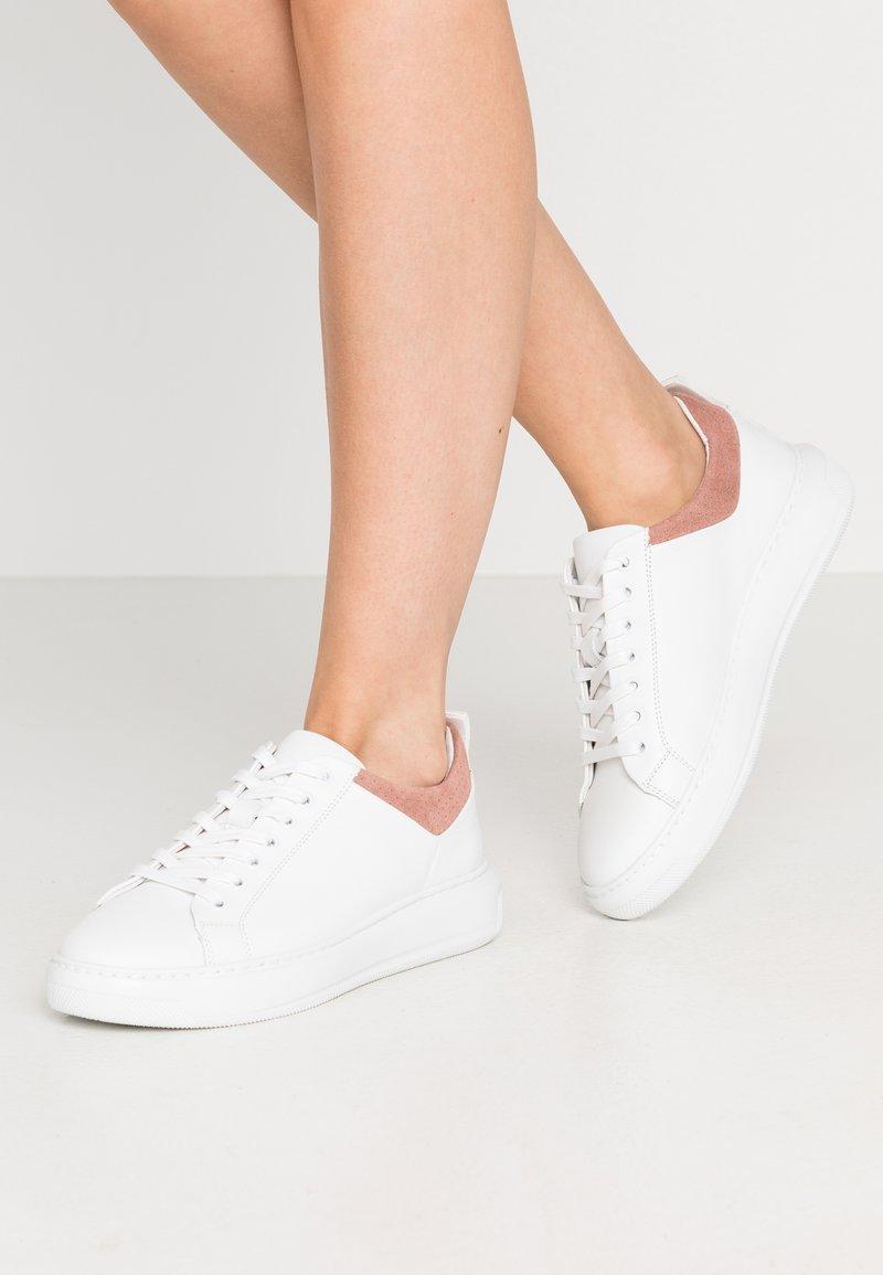 Bianco - BIADAVA  - Sneakersy niskie - rose