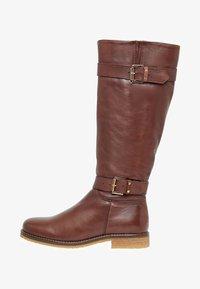 Bianco - Cowboy/Biker boots - dark brown - 1