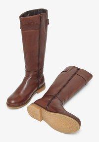 Bianco - Cowboy/Biker boots - dark brown - 3