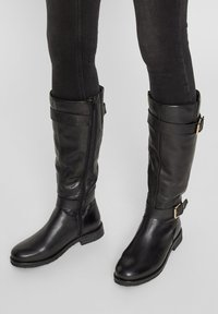 Bianco - Cowboy/Biker boots - black - 0