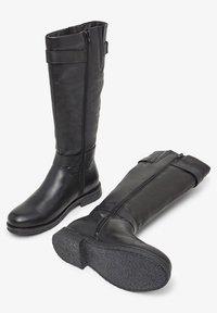 Bianco - Cowboy/Biker boots - black - 3