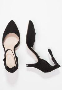Bianco - OPEN - Classic heels - black - 2
