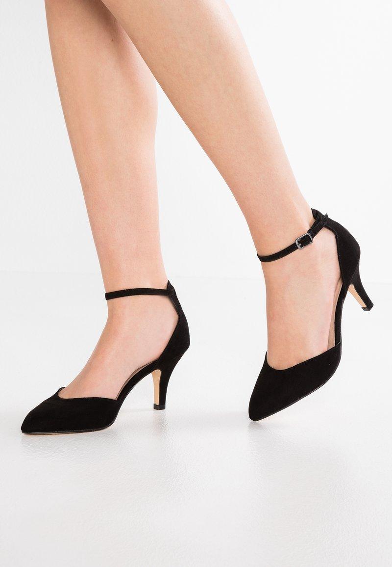 Bianco - OPEN - Classic heels - black