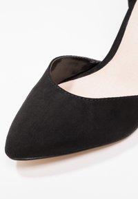 Bianco - OPEN - Classic heels - black - 6