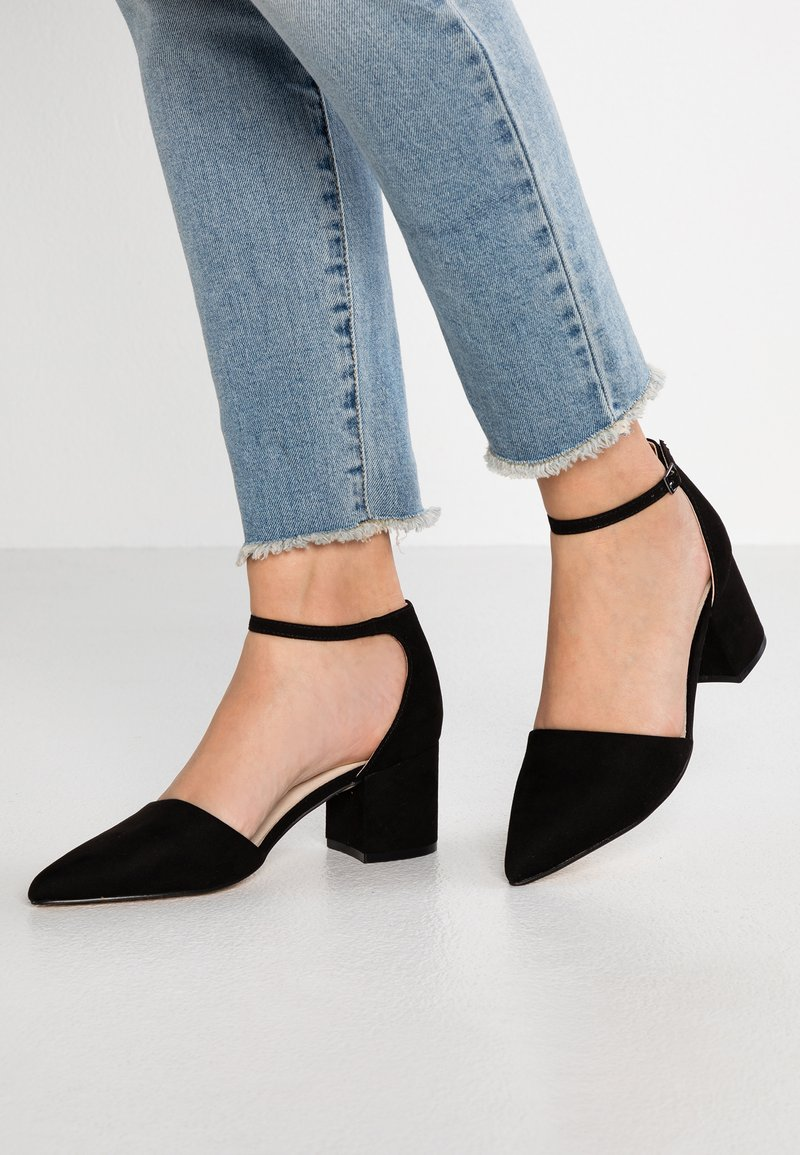 Bianco - BFDIVIVED  - Pumps - black