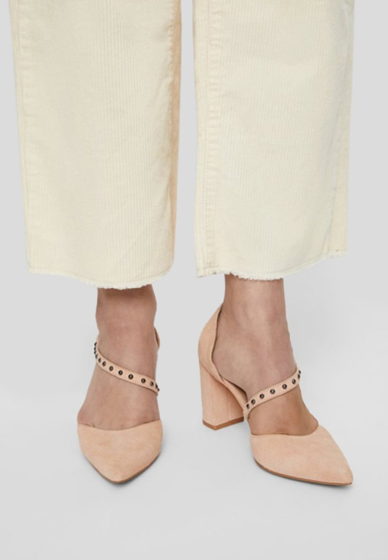 Bianco - BRBRINA  - High heels - pink