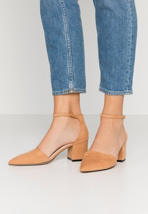 BIADIVIVED - Classic heels - light brown