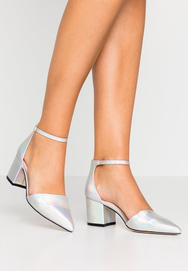 Bianco - BIADIVIVED - Classic heels - silver