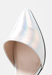 Bianco - BIADIVIVED - Classic heels - silver - 2