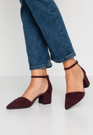 BIADIVIVED - Classic heels - burgundy