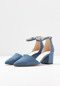 Bianco - BIADIVIVED - Classic heels - light blue - 4