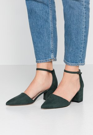 BIADIVIVED - Pumps - dark green
