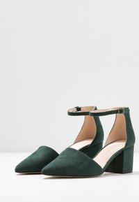 Bianco - BIADIVIVED - Klassiske pumps - dark green - 4
