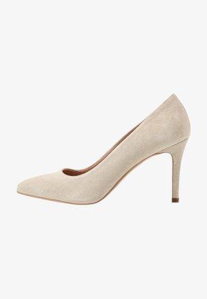 BIACAIT BASIC - Zapatos altos - beige