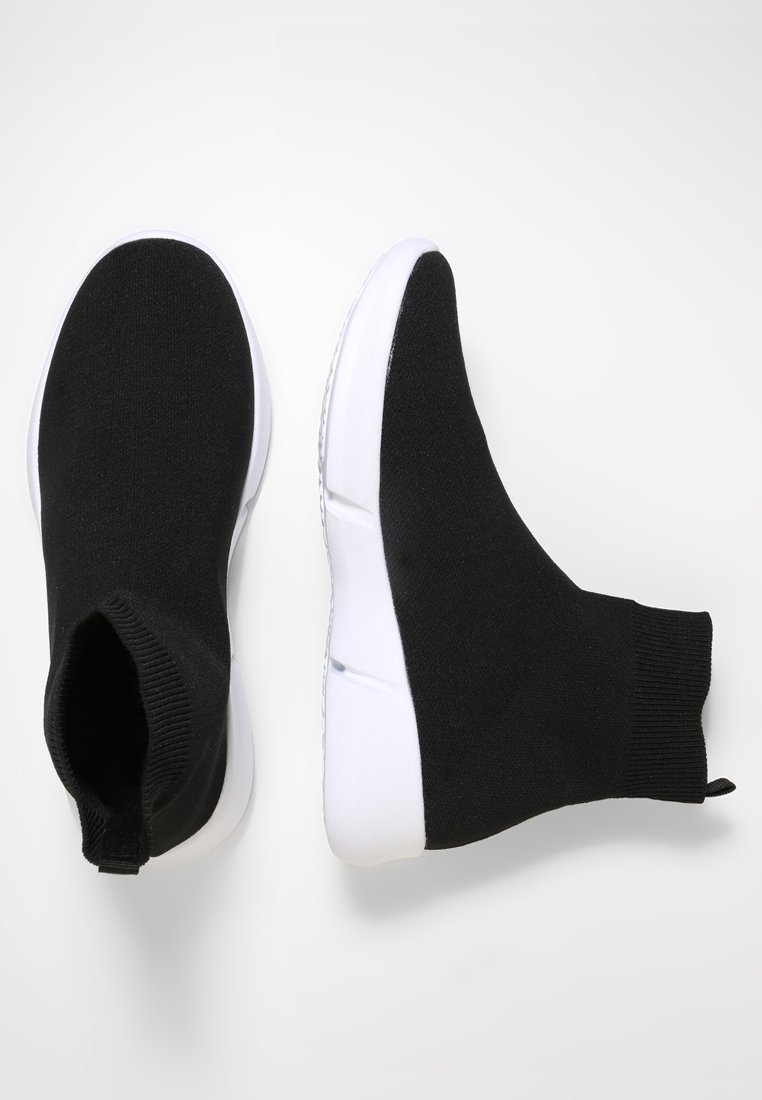 BIACASEY Sneakers hoog black
