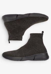 Bianco - BIACASEY  - Höga sneakers - black - 5