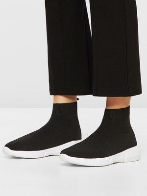BIACASEY  - Sneakers hoog - black