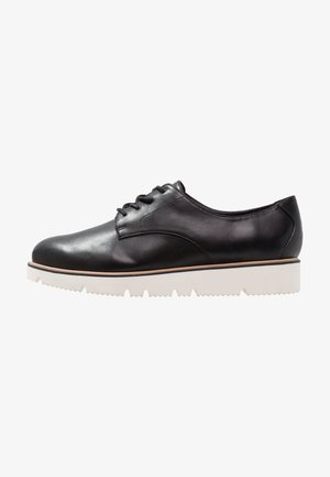 DERBY  - Sneakersy niskie - black