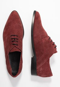 Bianco - BIABRENDA  - Šněrovací boty - burgundy - 3