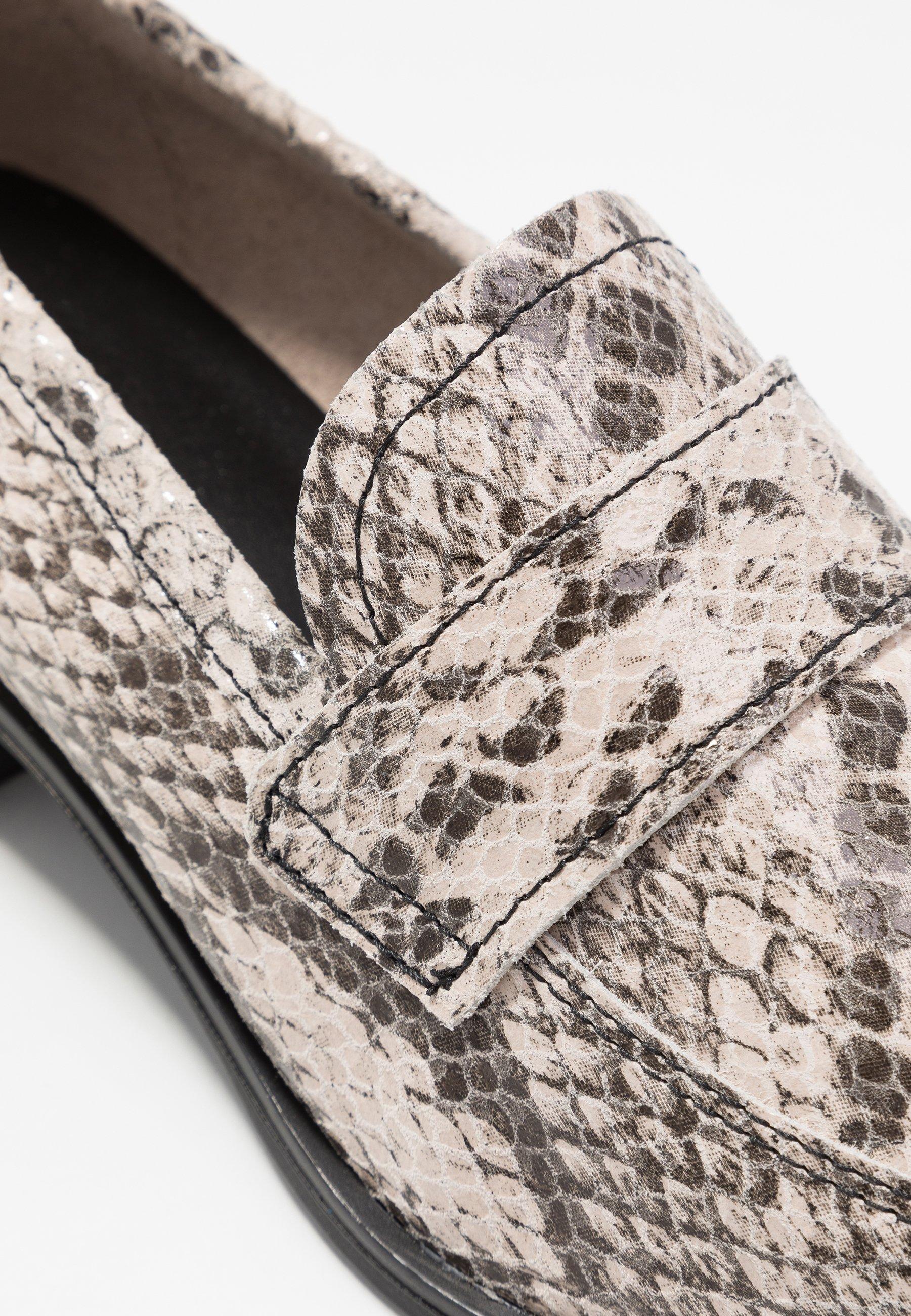 Bianco BIADESHAE LOAFER - Slip-ins - grey