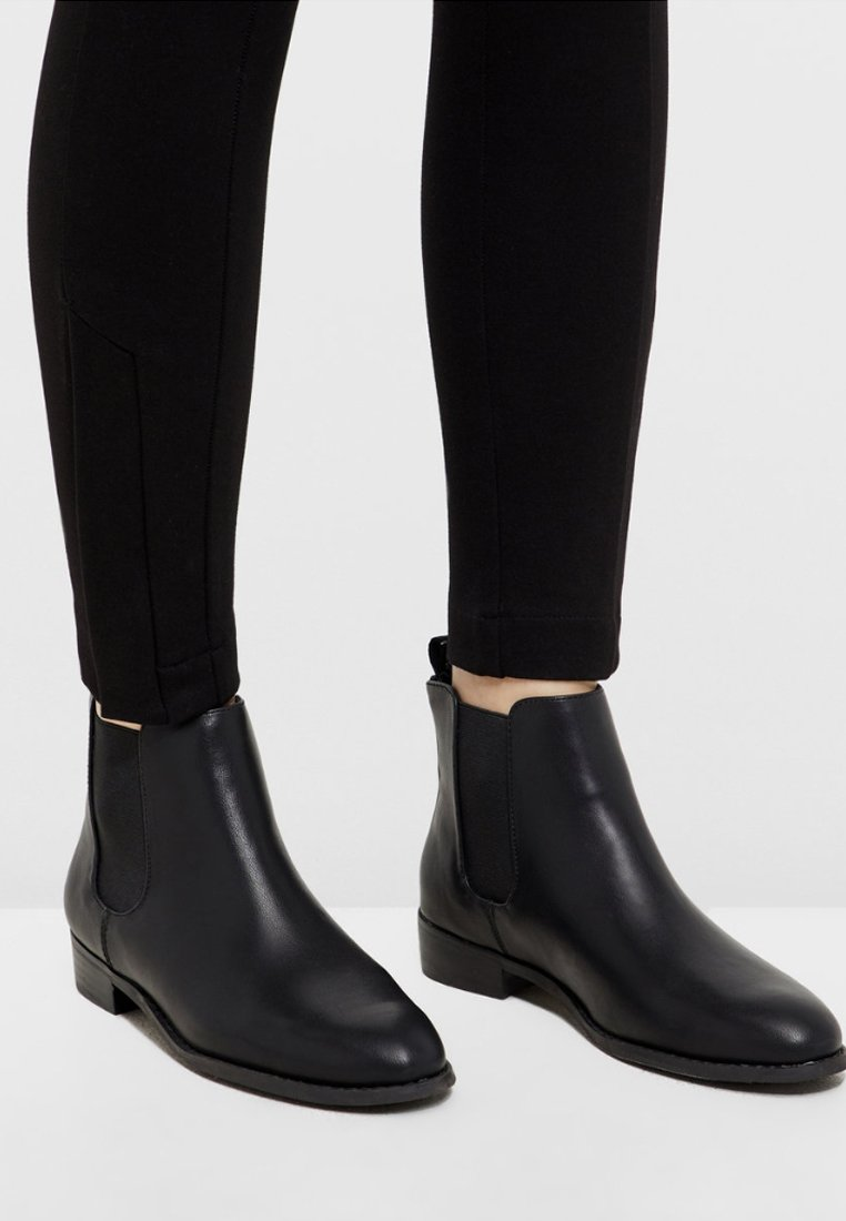 Bianco - Boots à talons - black