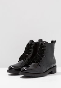 Bianco - LACED UP - Ankelboots - black - 4