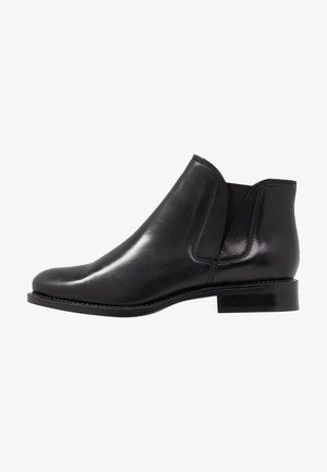 BFCHARME V-SPLIT BOOT - Korte laarzen - black
