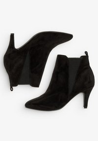 Bianco - High heeled ankle boots - black - 4