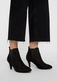 Bianco - High heeled ankle boots - black - 0