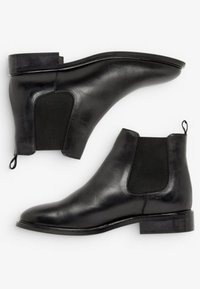 Bianco - JESSICA - Classic ankle boots - black - 4