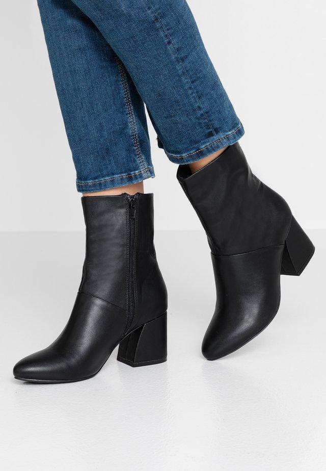 BIACLEORA BOOT - Stiefelette - black