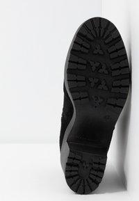 Bianco - BIACORVINA BOOT - Kotníková obuv - black - 6