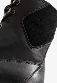 Bianco - BIACHERYL WARM BOOT - Lace-up ankle boots - black - 2